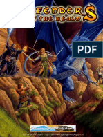 Defenders of the Realm - Regras PT
