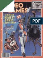 Video Games Volume 1 Number 07 1983-04 Pumpkin Press US