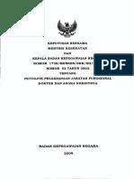 70650090-Petunjuk-Pelaksanaan-Jabatan-Fungsional-Dokter-Dan-Angka-Kreditnya.pdf