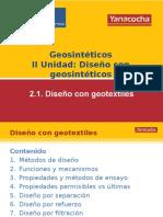 2.1 Diseño Con Geotextiles Rev1 21oct16