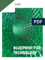 10 1234 Blueprint for Technology