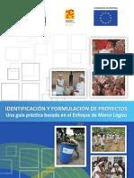Manual de Identificación y Formulación de Proyectos