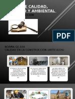 Normas Aplicadas a La Construccion