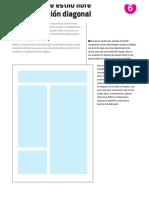 6. Retículas de estilo libre y composición diagonal