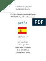 Madrid- España Proyecto de Promoción