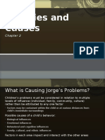 Ch. 2Theories and Causes