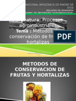 Metodos de Conservacion de Frutas y Hortalizas 001