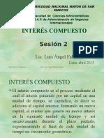 07. Sesión2 InteresCompuesto 2012 I