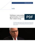 McKinsey_David Rubenstein of the Carlyle Group