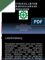 K3 KONSTRUKSI, LISTRIK dan Penanggulangan Kebakaran.pptx