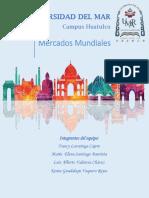 Mercados Mundiales India