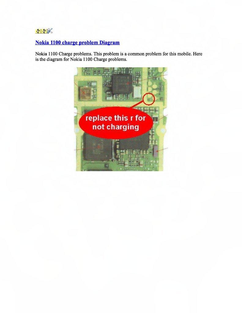 Nokia Phone PCB Schematics
