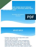 Power Swing Block