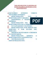 Criterios Para Establecer Un s.a.s. en Funcion de La Organizacion