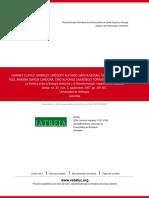 La frontera entre la Biología molecular y la Nanotecnología impacto en la Medicina.pdf