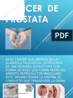 Sau2012 Cancer Prostata