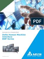 Delta Ia-hmi Dop-series c en 20160321