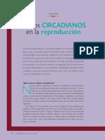 Ritmos circadianos en la reproducción