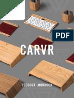 CARVR lookbook 2017