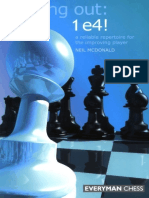 McDonald - SO. 1 e4 a Reliable Repertoire for the Improving Player (2006)