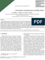 Ir Sensor Distance Measurement