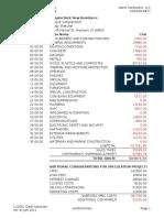 Worksheet Cost Takeoff Mf 04