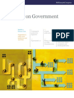 McKinsey on Government 2009Q2