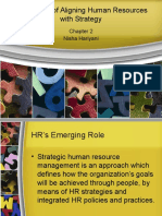 Importance of Aligning Human Resource Swith Strategy