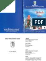 Undergraduate Calendar 2013