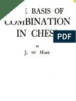 MONT Julius Du [1938] the Basis of Combination in Chess [1938] en 223