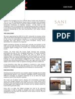 KONDIMENT - A Case Study in Tourism Sani Resort