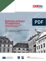 Handbuch Thermische Gebaeudesanierung HU