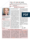 Newsletter Svenja Stadler 01 2017