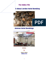 The Truth About Jordon Hotel Bombings