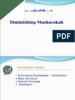 Diminishing Musharaka IjarahBased