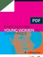 Training Manual Empowering Young Women Eng