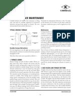 6 Kramer Furnace Maintenance