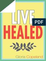 Live Healed - Gloria Copeland
