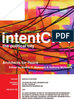 IntentCity - the political city