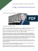 Codru a Ajuns La Finpar Invest Plahotniuc Si-A Vandut Siesi Hotelul