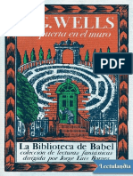 04 La Puerta en El Muro - H G Wells