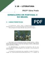Literatura - Aula 18 - Simbolismo em Portugal e no Brasil