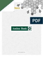 Amana Bank 2013
