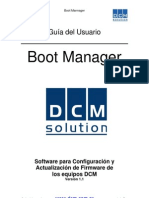 Boot Mannager - Guia Del Usuario