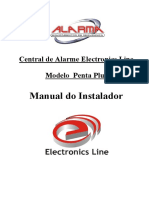 Manual Penta Plus Alarma