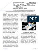 Studies on Friction Stir Welding of Dissimilar Materials