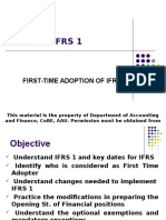 IFRS 1 - for pres.ppt