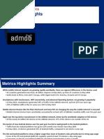 May 2010 AdMob Mobile Metrics Highlights