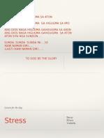 Stress Edtech