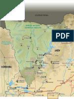 MAPA USO PUBLICO Sierra de Andujar
